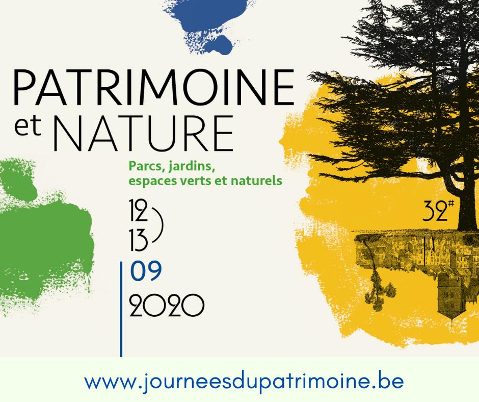Les Journées du Patrimoine en Wallonie