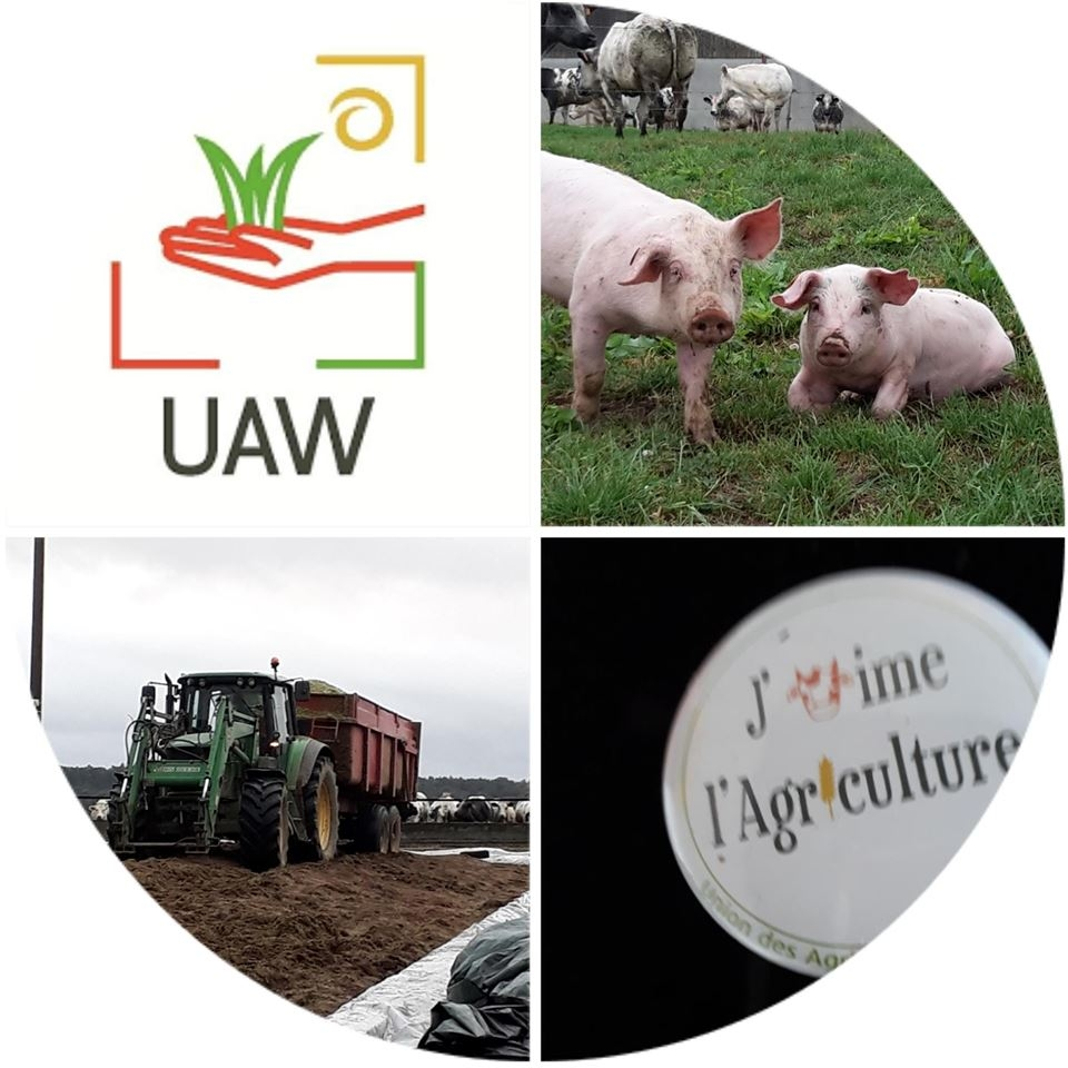 Agricultrices 4.0 sur Facebook