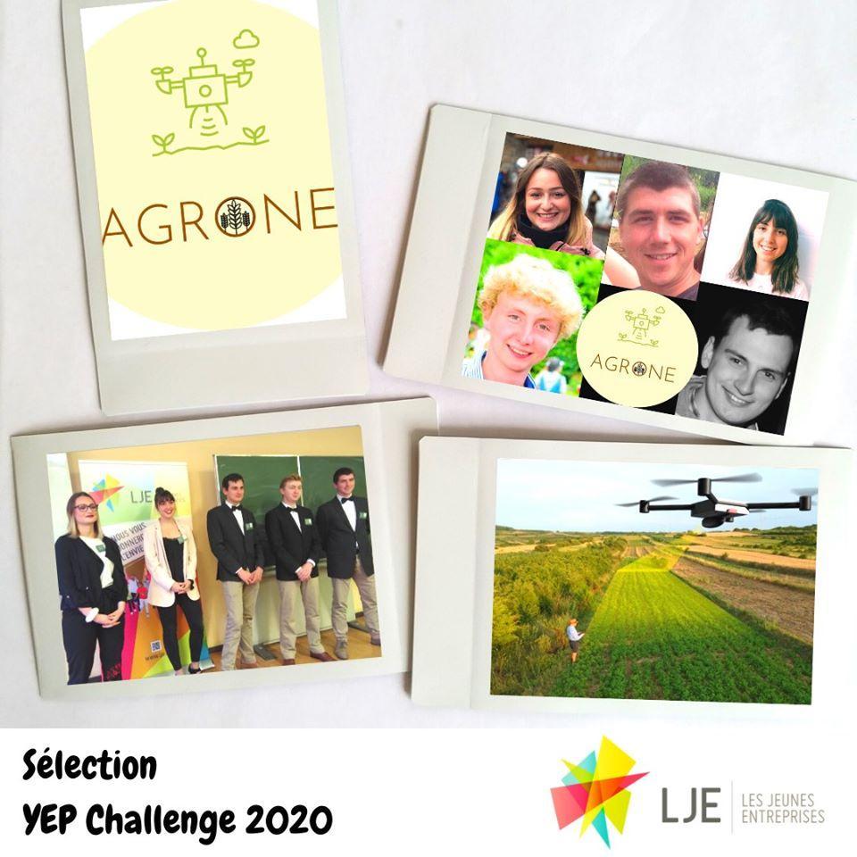 Votez, Likez, Aimez , Partagez, Diffusez le projet AGRONE sur la page Facebook LJE – YEP